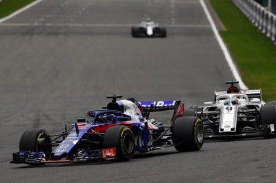 トロロッソが9位入賞。ホンダ田辺TD「ライバルたちとバトルをし、パワーユニットのパフォーマンスを示せた」:F1ベルギーGP日曜