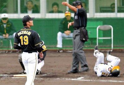 阪神・藤浪ソロ被弾後に2死球151キロ発進も2回1失点