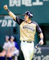 【日本ハム】大田、来季から背番号「5」に変更…「ずっと1ケタの背番号に憧れていた」