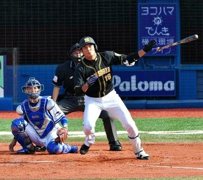 阪神・藤浪、今季初安打が満塁弾52日ぶりの1軍マウンドでバットでも魅せる