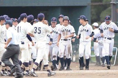 【侍U-18代表】明治大と4-4で引き分け永田監督「万全の体制で臨みたい」