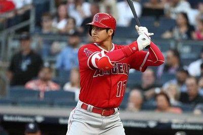 【MLB】大谷「5番・DH」敵地で大ブーイング一度もバットを振らず第2打席は四球