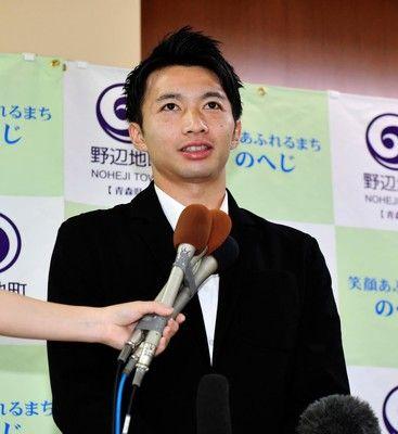 柴崎岳、結婚質問NGも地元町民から「おめでとう」の声