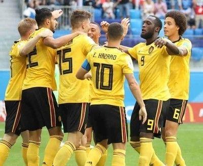 ベルギー、カウンター2発でイングランド破り初の3位で有終