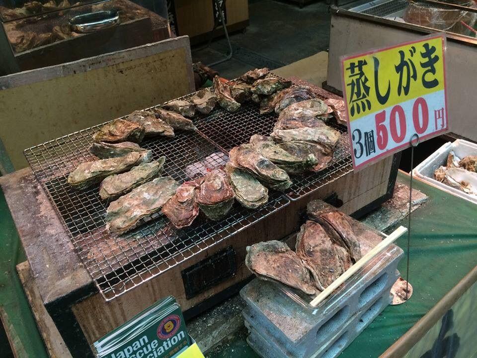 去大阪必去的黑門市場 : 日本放浪攻略
