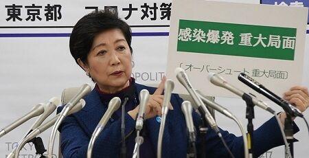 新型コロナウイルス 新型肺炎 緊急会見 内容 東京 小池都知事に関連した画像-01