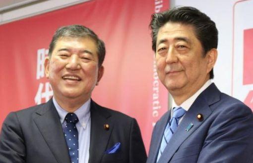 自民党 総裁選 安倍晋三 石破茂に関連した画像-01