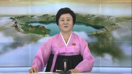 Chimachogori Corée du Nord Corée du Nord TV Retraite Pink Lady Photos de retraités - 01