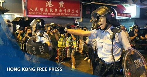 香港デモ16歳女性警察性暴行に関連した画像-01