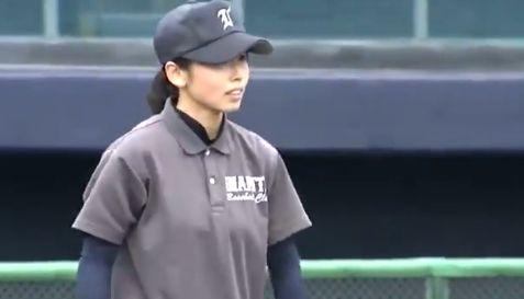 高校野球 マネージャー ノック 伊那北高校に関連した画像-01