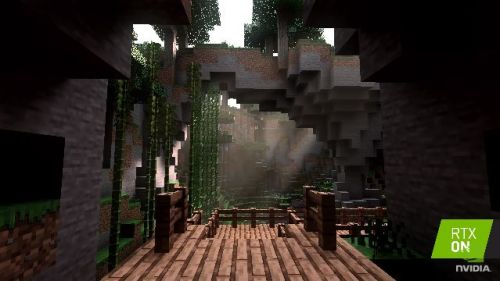 Images relatives liées à Minecraft Ray Tracing Windows10-01