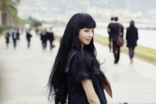 世界一髪の長い10代 ギネス 日本 女子高生に関連した画像-01