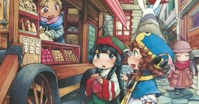 【速報】漫畫『ハクメイとミコチ』テレビアニメ化決定 ...