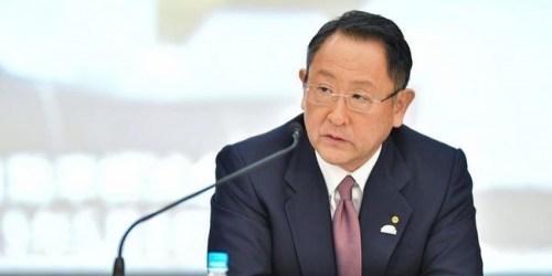 Images liées à la récompense de carrière du directeur de carrière de Toyota Akio Toyoda-01