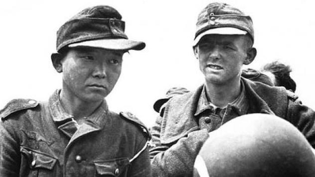 第二次大戦中に日本・ドイツ・ソ連の為に戦った朝鮮出身の男 ...