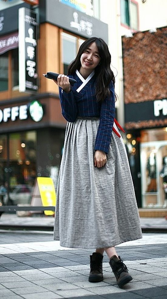 韓國人「韓服を現代風にアレンジしたら売れそうじゃない ...
