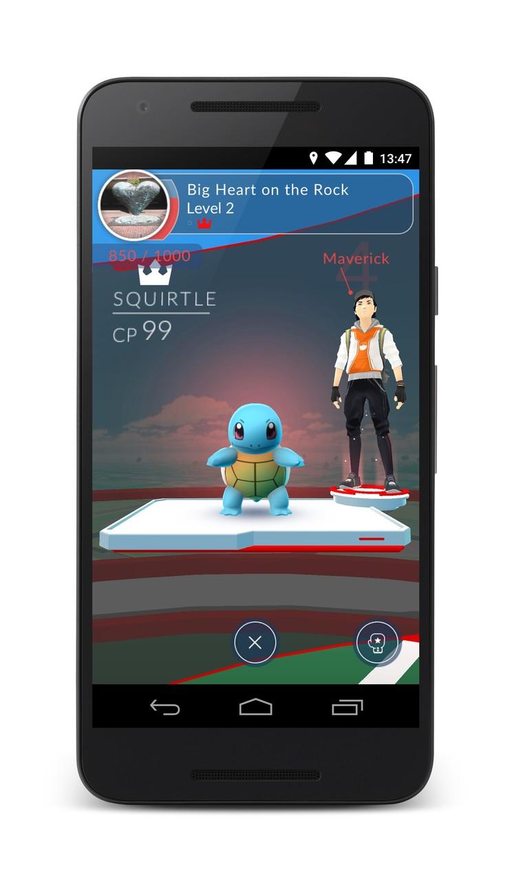 ポケモンがスマホ向けタイトル「Pokemon GO」のポケモンジム情報 ...