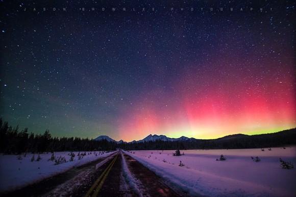 New Zealand Northern Lights