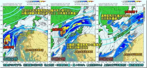 台風25号GSM181001
