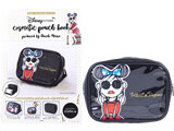 DisneySTORE cosmetic pouch book produced by Daichi Miura 《付録》 ドレッサー型クリアポーチ