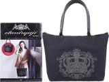otaniryuji Bag Book 《付録》 EYEs刺しゅうトートバッグ