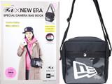 mini特別編集 チェキ×New Era(R) SPECIAL CAMERA BAG BOOK