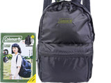 Coleman BRAND BOOK GREEN ver. 《付録》 リュック&カラビナ