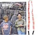 warp MAGAZINE JAPAN (ワープ マガジン ジャパン) 2017年 08月号《付録》