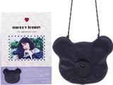 merry jenny 7th anniversary BOOK 《付録》 BLACK teddy ポシェット