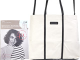 BANANA REPUBLIC 40th ANNIVERSARY BOOK 《付録》 ビッグサイズの2WAYトートバッグ
