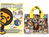 BAPE KIDS(R) by *a bathing ape(R) 2018 AUTUMN/WINTER COLLECTION 《付録》 BABY MILO(R)トートバッグセット
