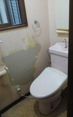 トイレ(ビフォー)