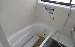 浴室(浴槽・リフォーム後):貸家2号