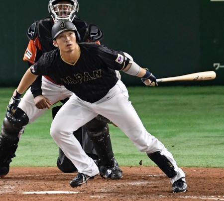 鈴木誠也日本代表39