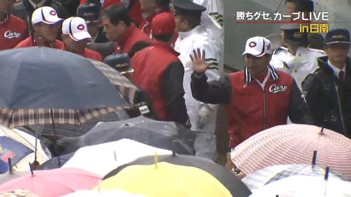 日南優勝パレード12