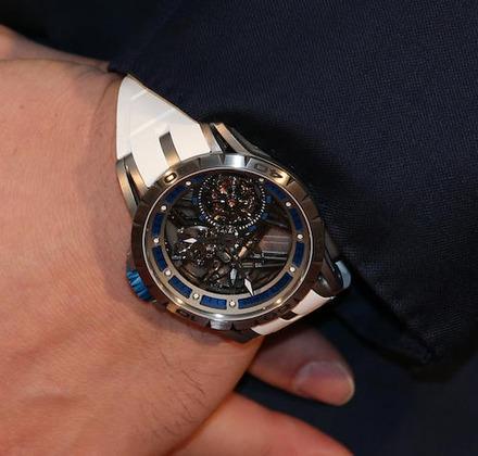マエケン腕時計3