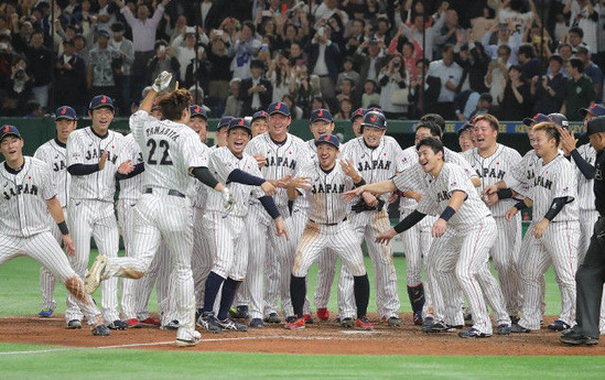 2018日米野球1