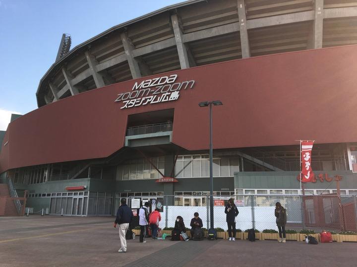 20170307練習試合オール広島戦1