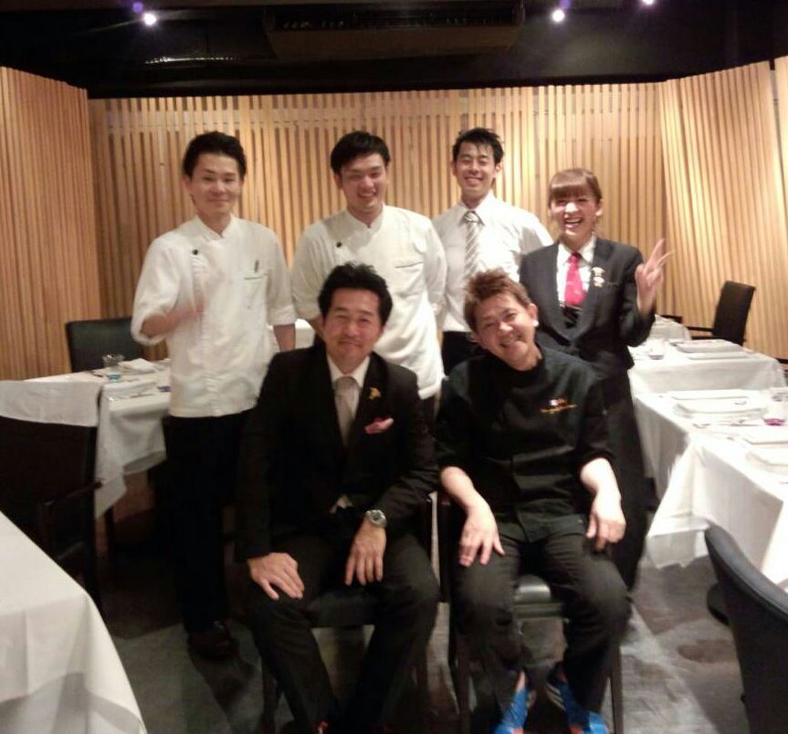 Koshimo +plus Staff Blog : 真夜中の宴