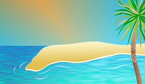 exotic-beach-background