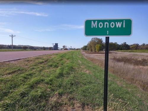 住民が1人しかいない村モノウィ00