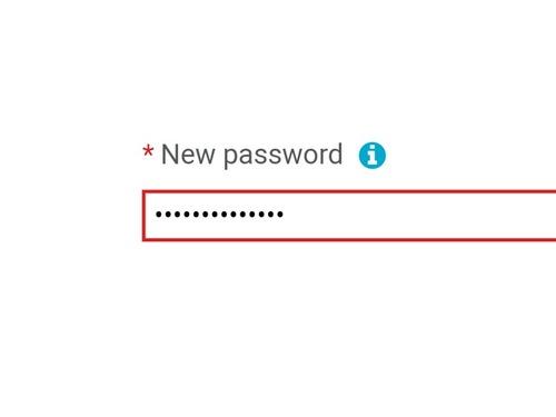 パスワードが思い出せないので新しく設定し直した00