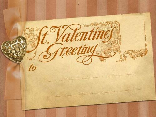 兵士が小学生からもらったバレンタインデーカード00