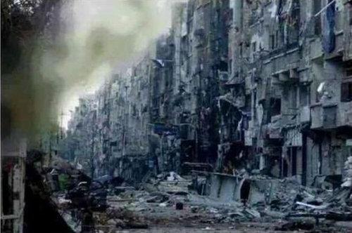 シリアのビフォー・アフター10