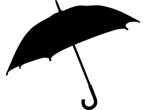 傘を差していたら強風が吹きつけた00