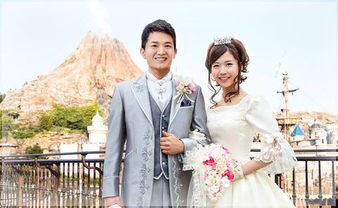 【衝撃】ディズニーランドの結婚式費用wwwマジかこれwwwww
