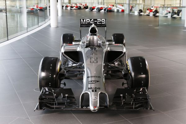 Mp4-29 F1