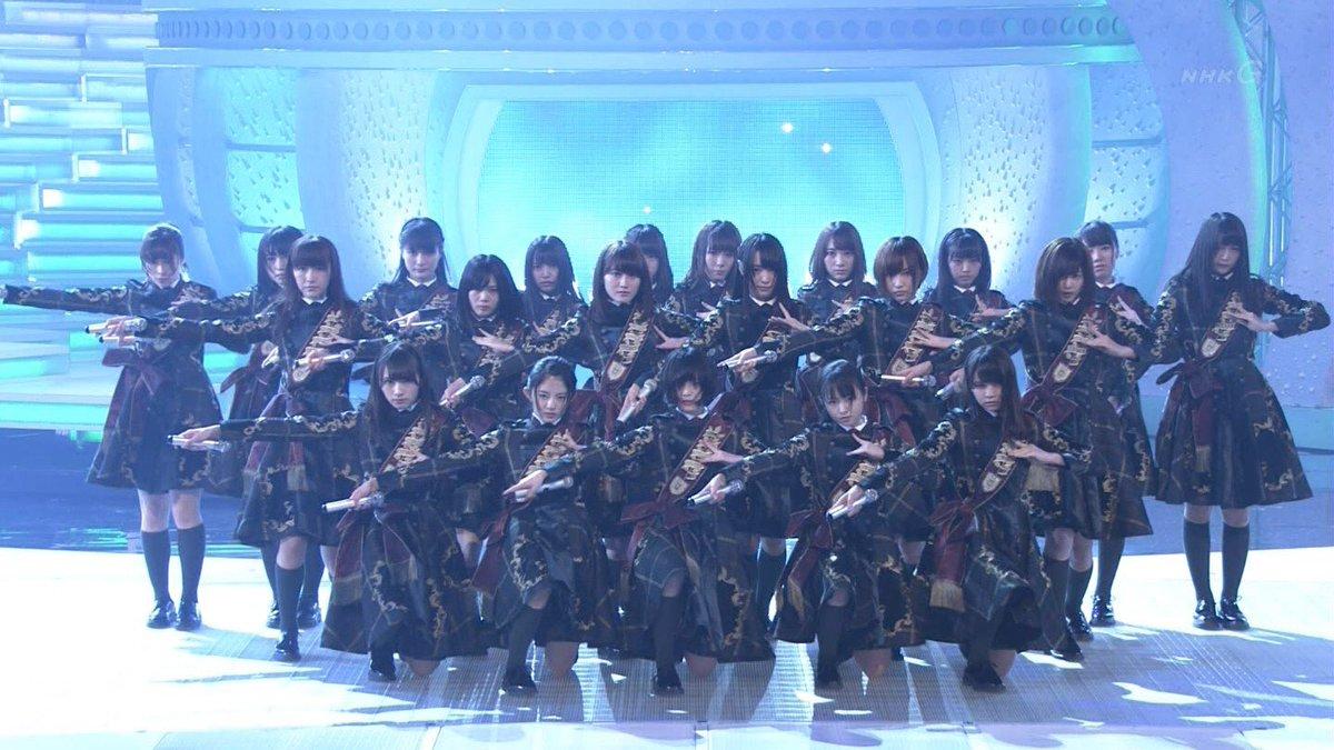 【欅坂46】NHK紅白の楽曲が不協和音に決まったわけだが : 欅坂46 ...