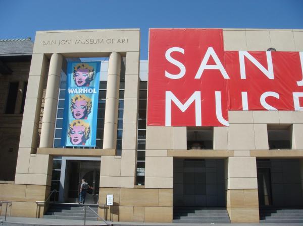 San Jose Museum Of Art Life In Bay Area