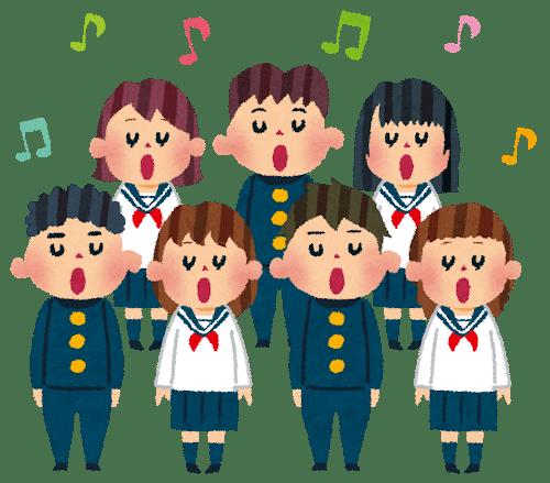 【悲報】今の小中學生に人気の合唱曲,昔と変わりすぎ : なんJ PUSH!!
